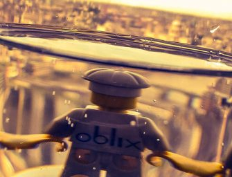 Oblix at The Shard