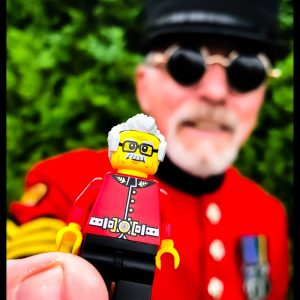 Mini Me Chelsea Pensioner