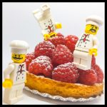 Mostly Foodie Days Of - Raspberry Tart Day